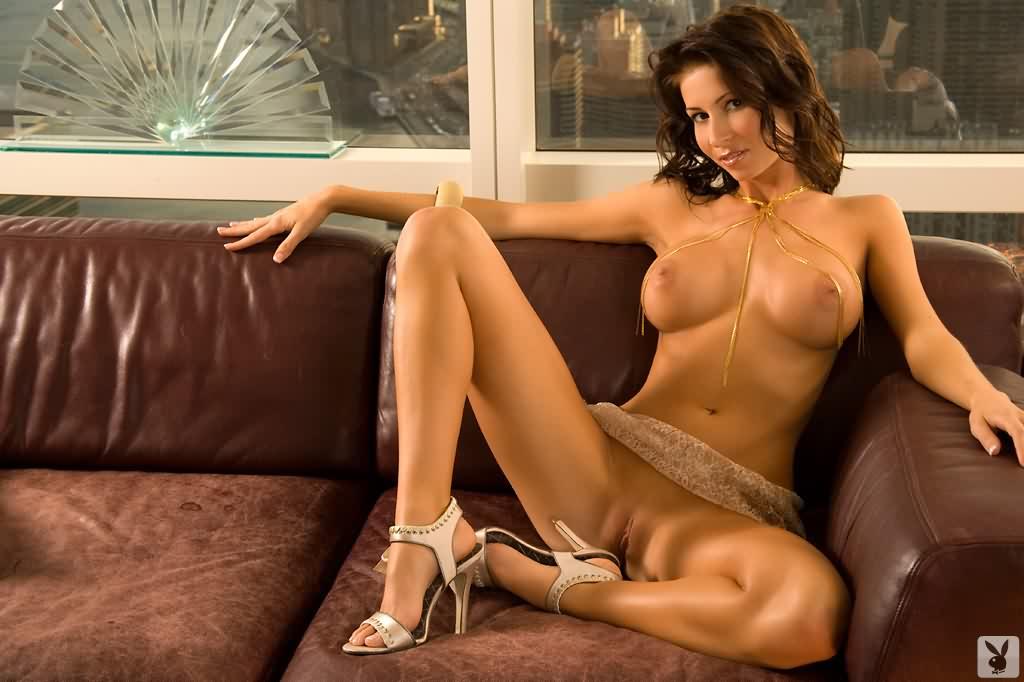nude playboy Kristi lynn