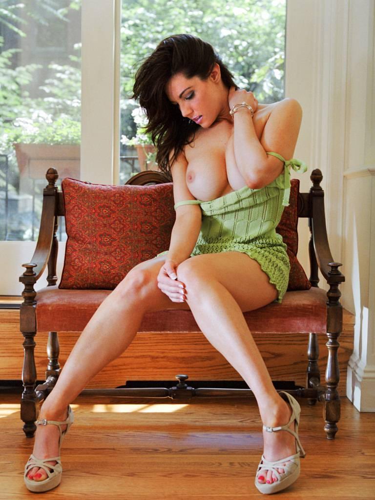 nude playboy Nicole ferreira