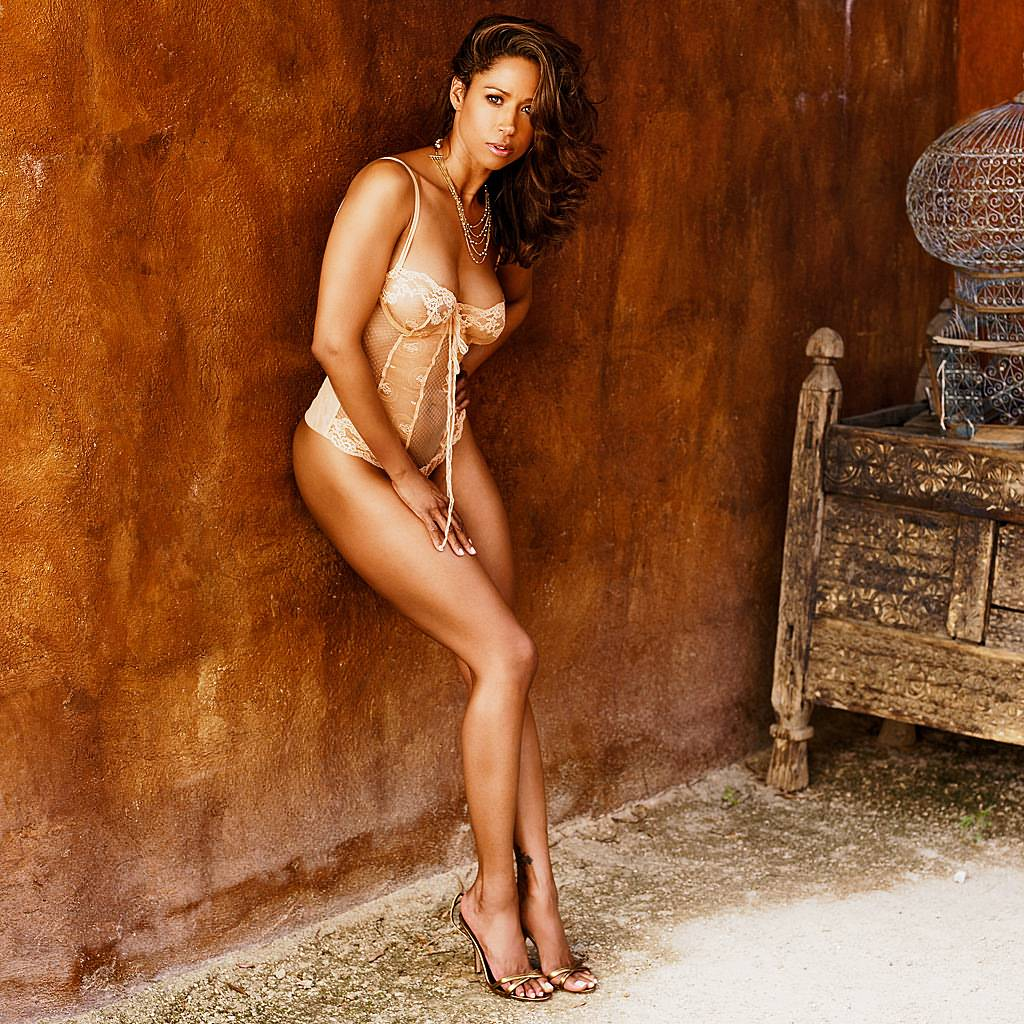 Stacey Dash Nude In Playboy